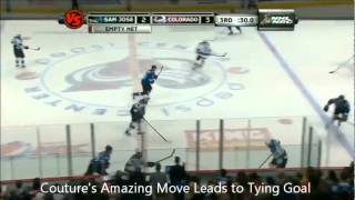 San Jose Sharks: Top 10 Plays of the 2011-2012 Season