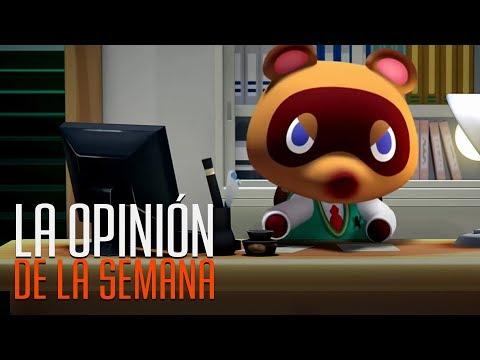 La opinión de: Nintendo Direct y gastos del gamer promedio en México