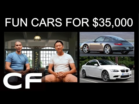 ✪ Which would you buy? Porsche 911, BMW M3, Audi S5 or Mustang? (Garage Talk #1) ✪