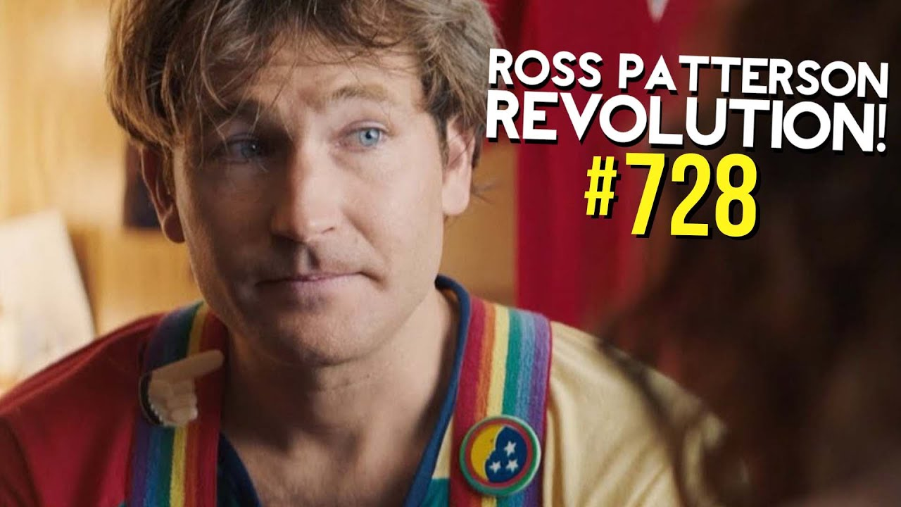 Download I Want A Robin Williams Biopic - Ross Patterson Revolution Ep. 728