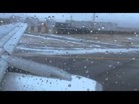 Swiss Airbus A320 Pushback, Taxi & Takeoff From Moscow Domodedovo Airport