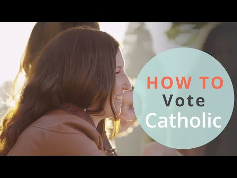 How to Vote Catholic