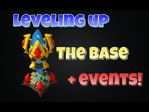 Castle Clash Leveling Up 6th Tower + Events!