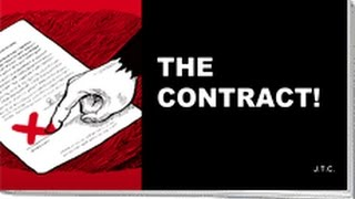 The Contract: A Chick Tract