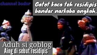 Asep Sunandar// samaran Gatot kaca , jadi budak Buncir ..
