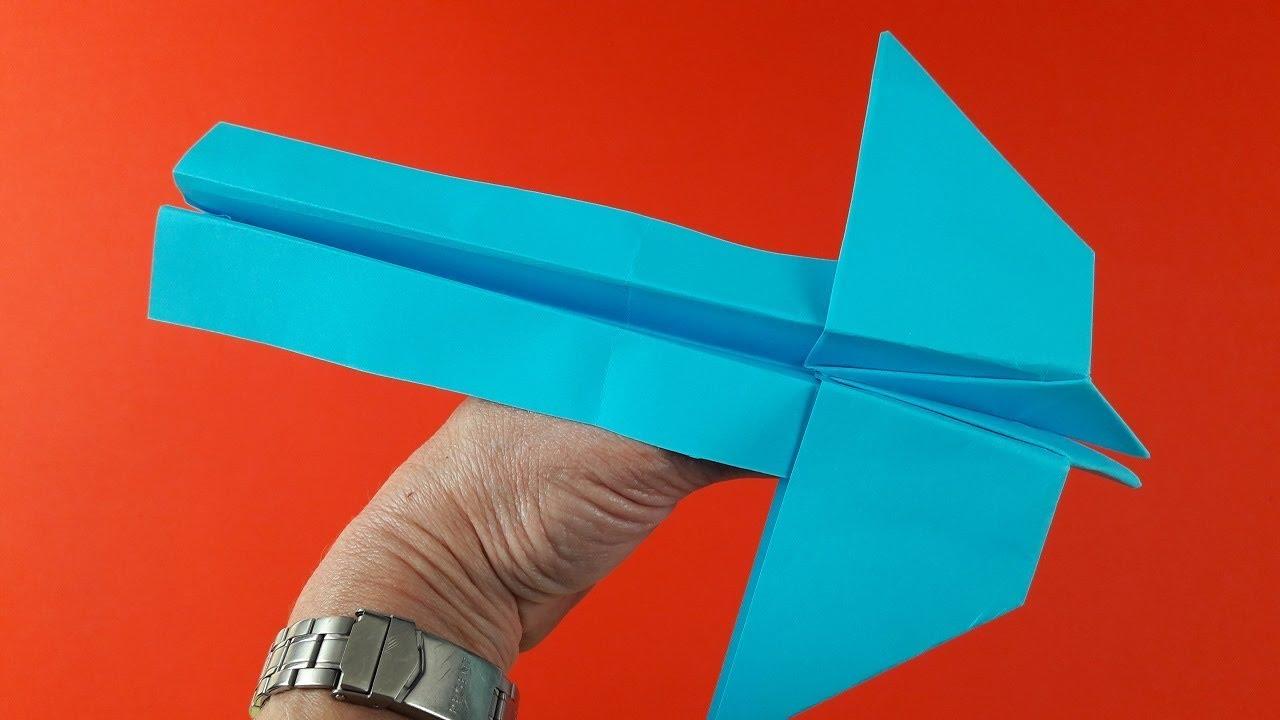 papierflieger bauen flieger selber basteln papierflieger einfach bauen beste schwalbe