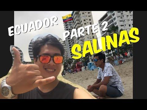 ECUADOR PARTE 2 - SALINAS - TRAVEL - VIAJES PERU