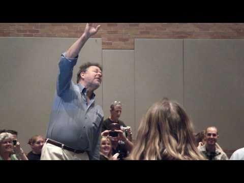 Star Trek Cast Q&A Part 1  Brent Spiner, Jonathan Frakes & Michael Dorn