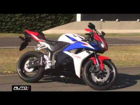 Honda Cbr 600rr No Moto Mais By Auto Mais Youtube
