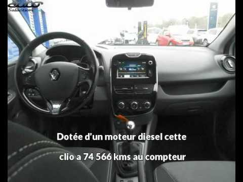 renault clio occasion visible albi pr sent e par peugeot gga maurel albi youtube. Black Bedroom Furniture Sets. Home Design Ideas