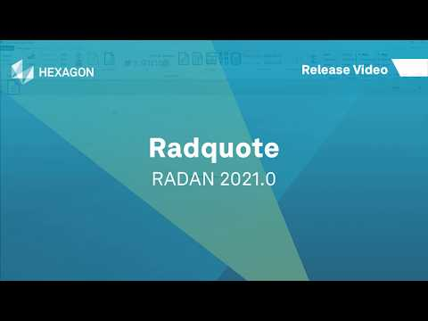 RADAN 2021 | What's New