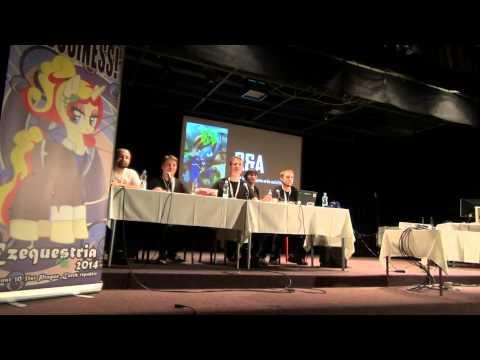 Overmare studios panel