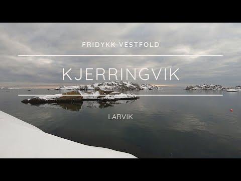 Fridykking Kjerringvik i Larvik