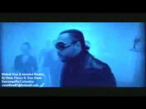 Youtube don omar diva virtual remix video oficial 2009 youtube - Don omar virtual diva ...