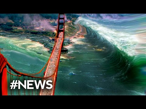 San Andreas Movie - CAN IT HAPPEN? IT ALREADY DID! Mega Eart