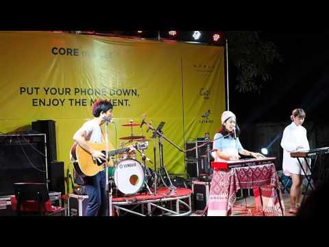 PLASTICPLASTIC - เปิดประตู :: Concert@CORE market
