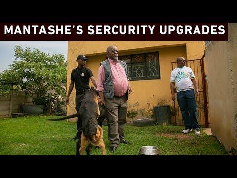 Mantashe:  I'm not on Bosasa's payroll