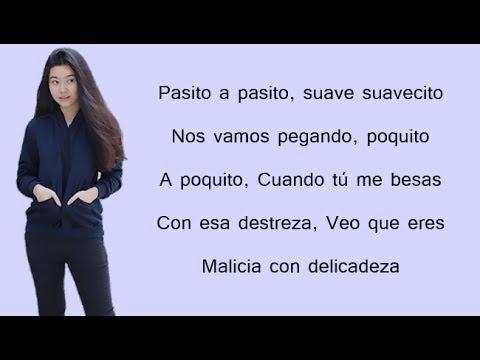 DESPACITO - Louis Fonsi, Daddy Yankee & Justin Bieber eclat & Brigitta Tifanny Cover Lyrics