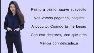 DESPACITO - Luis Fonsi, Daddy Yankee & Justin Bieber (eclat & Brigitta Tifanny Cover) (Lyrics)