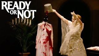 READY OR NOT | DIY Wedding Dress | FOX Searchlight
