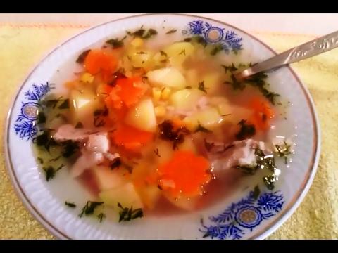 Рисовый суп. Рецепт вкусного супа с рисом