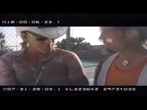 BoJesse and Mickey Rourke in Out In Fifty 1998 Very Funny