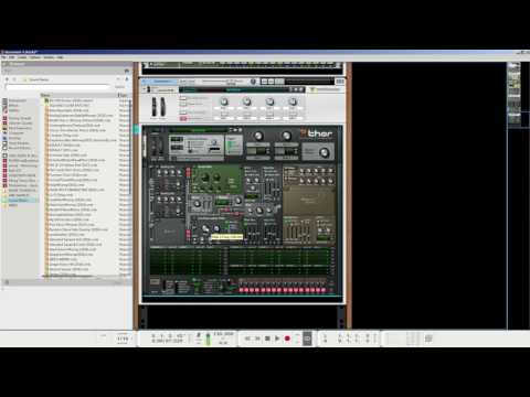 How To Make A Dirty Comb Pulse Wave Squelch Sound In Reason