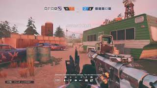 ARE YOU OKAY BUD? CHEAT MUCH? [Rainbow Six: Siege] (Clip for GameSprout)