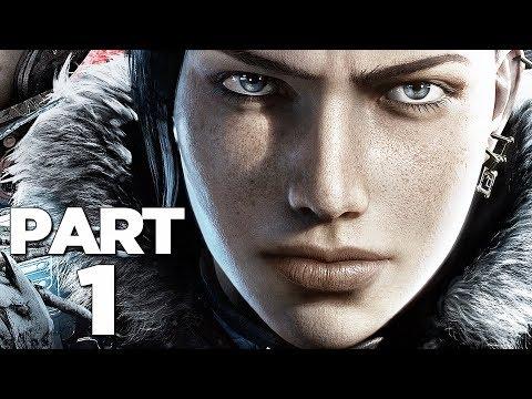 GEARS 5 Walkthrough Gameplay Part 1 - INTRO (Gears Of War 5)