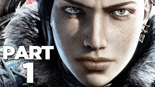GEARS 5 Walkthrough Gameplay Part 1 - INTRO (Gears of War 5)