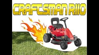Cratfsman Lawn Mower T110