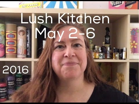 Lush Kitchen May 2-6 Menu Reviews - YouTube