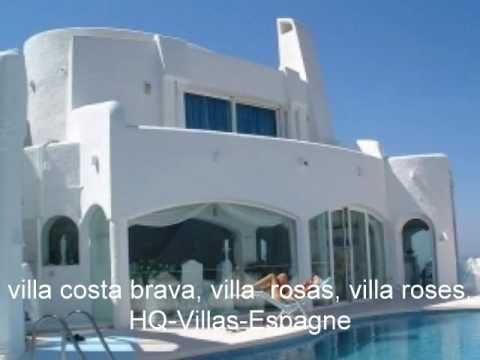 location vacances espagne roses maison de prestige rosas 2011 youtube. Black Bedroom Furniture Sets. Home Design Ideas