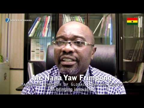 Voices of Ghana - Mr. Nana Yaw Frimpong - Managing Director of Global Lighting Center