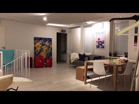 Helsinki apartment tour | Finland Vlog Part 4