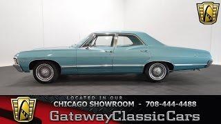 1967 Chevrolet Impala Gateway Classic Cars Chicago #1042