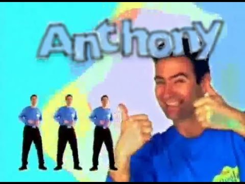 The Wiggles - Best of Anthony