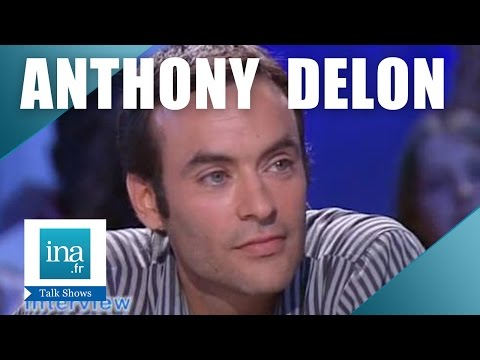 "'Antony Delon ""Interview Papa l'a fait"" 