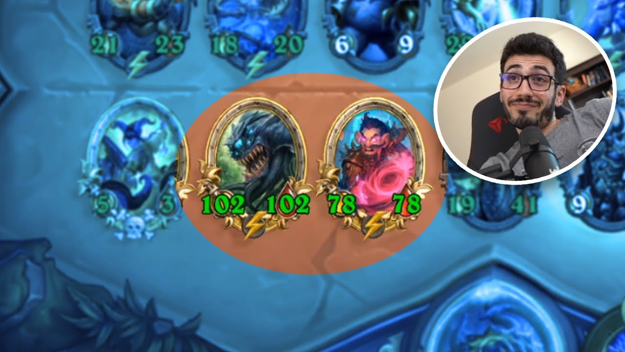 Name a more iconic duo   Hearthstone Battlegrounds