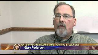 Opiate Drug Use Up in Minnesota - Lakeland News at Ten - January 31, 2012.m4v