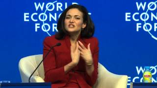 Davos 2015 - The Future of the Digital Economy