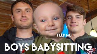 VLOG 164: Annoying mom and Babysitting Benji