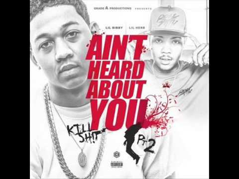 Lil Bibby Ft. Lil Herb- Ain't Heard About You [Instrumental]