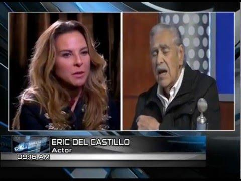 Entrevista con Eric del Castillo, padre de Kate del Castillo