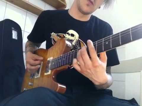 Jamming along Martin Millers Punk-Rock Track - Nico Schliemann