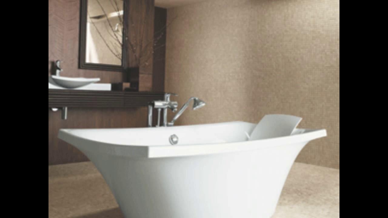 Kohler Vasca Da Bagno : Kohler escale vasca da bagno youtube