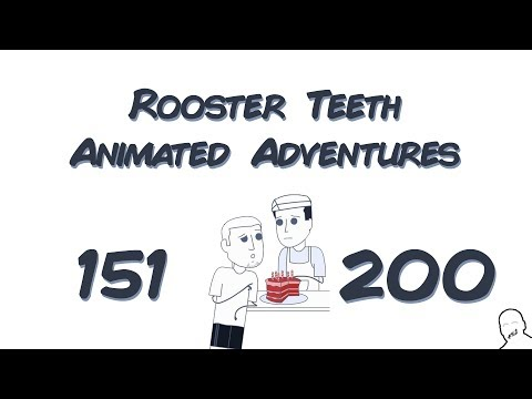 RTAA in 4K! | 151-200 | [Compilation]