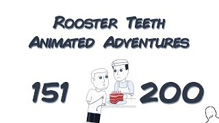 RTAA in 4K!   151-200   [Compilation]