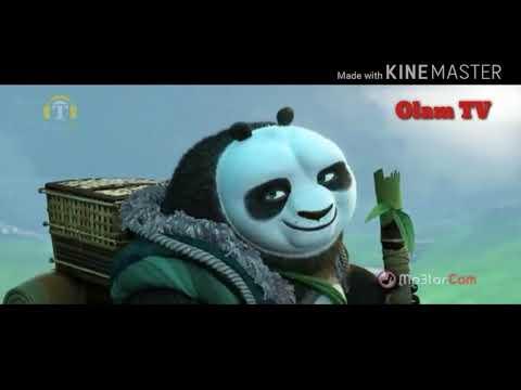 Kung Fu Panda 3 (5/12)uzbek tilida