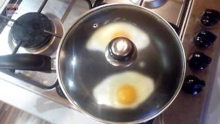 how to make soft poached eggs without oil water or microwave recipe